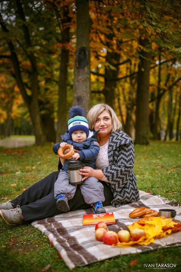 Осень семейные фото (13)