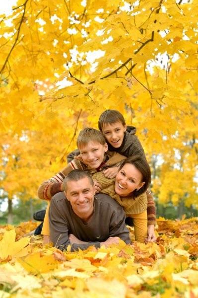 Осень семейные фото (5)