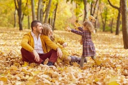 Осень семейные фото (8)