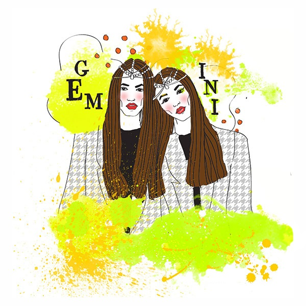 Парни близнецы арт картинки (11)