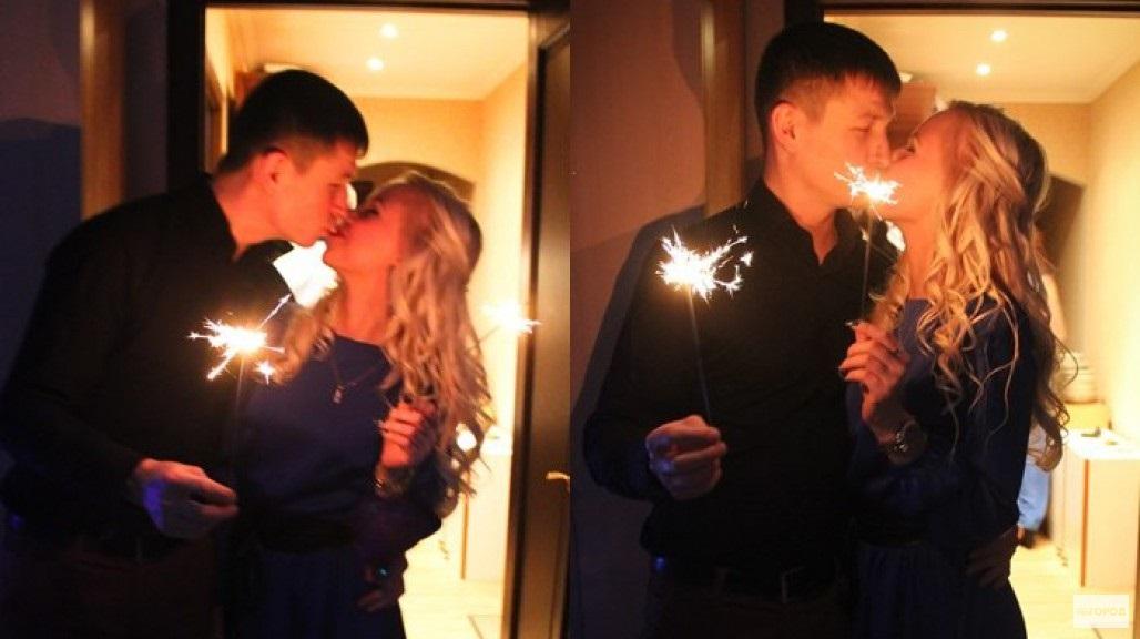 Пары влюбленных селфи фото (2)