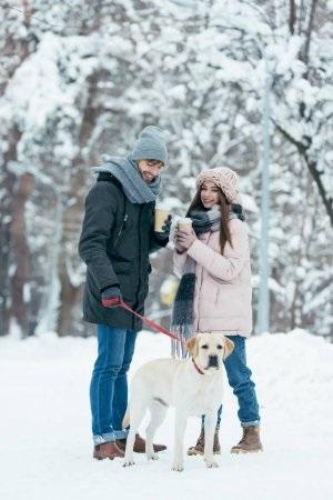 Пары фото зима - подборка (19)