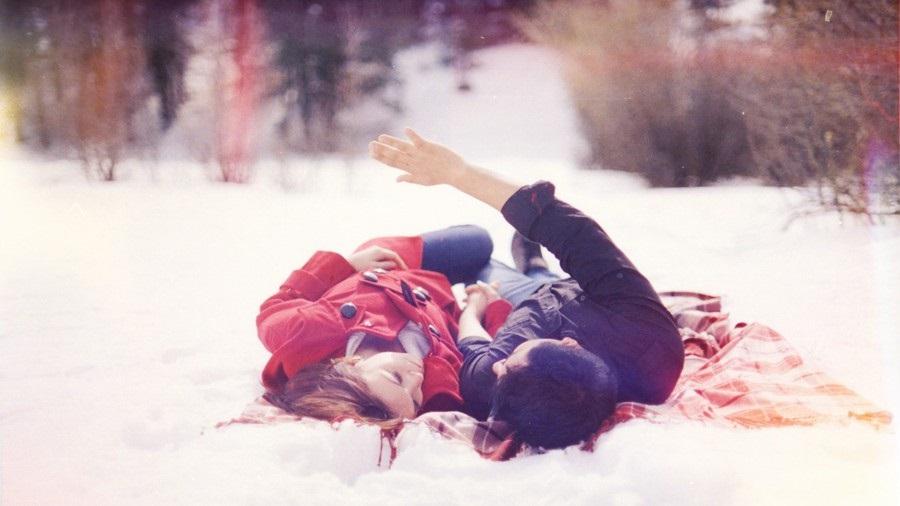 Пары фото зима - подборка (5)
