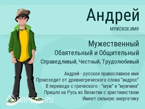 Приколы с именем Андрей в картинках (1)