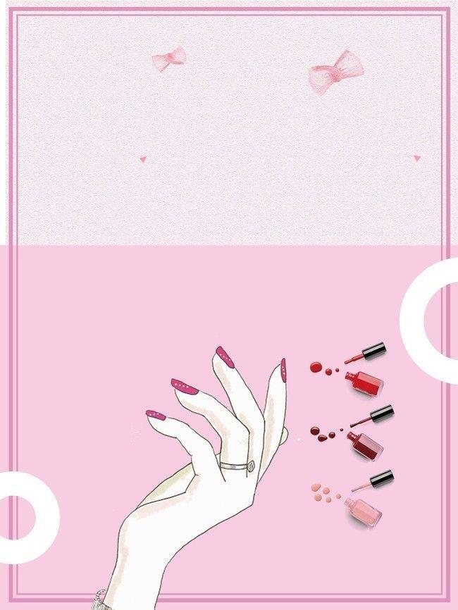 Рисунки шаблоны для ногтей (15)