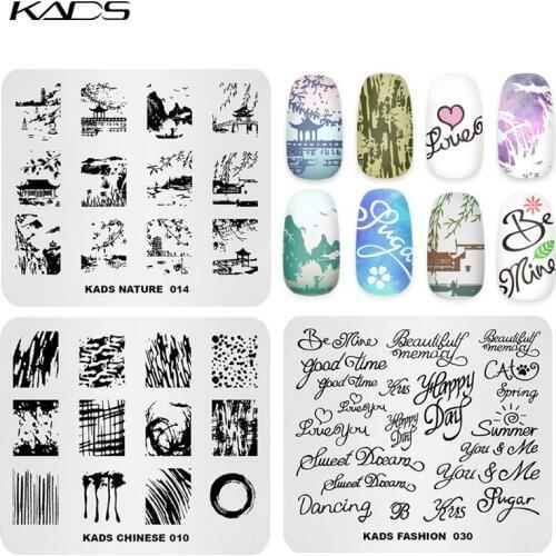 Рисунки шаблоны для ногтей (17)