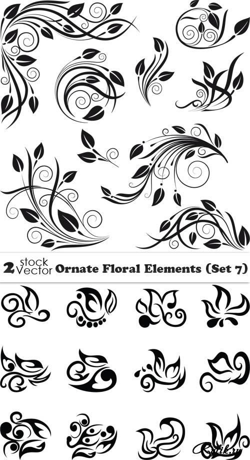 Рисунки шаблоны для ногтей (7)