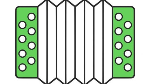 Рисунок гармошки для детей (12)