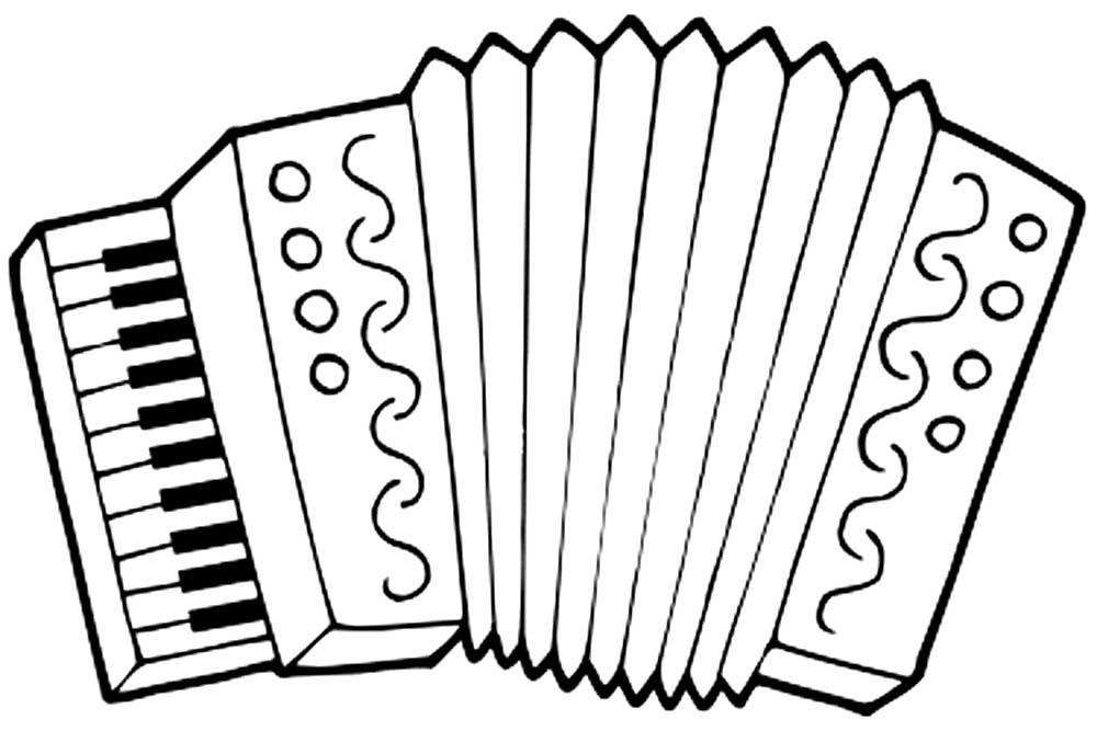 Рисунок гармошки для детей (19)