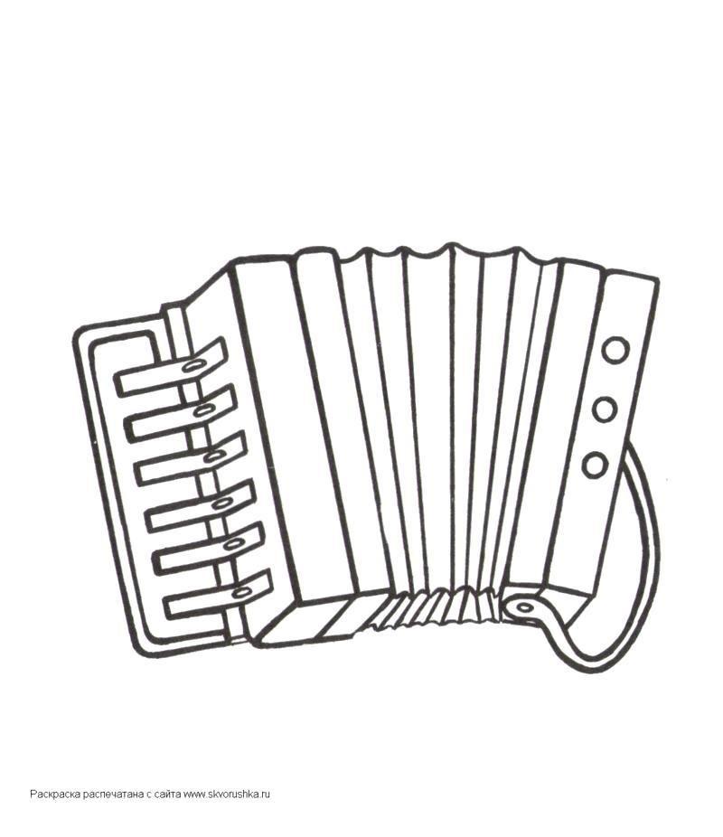 Рисунок гармошки для детей (23)