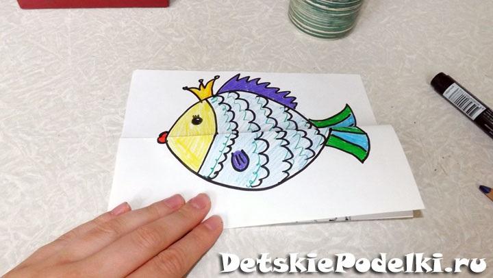 Рисунок гармошки для детей (3)