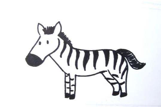 Рисунок для детей африка (15)