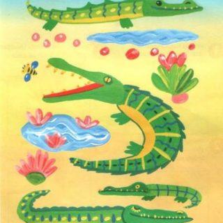 Рисунок для детей африка (5)