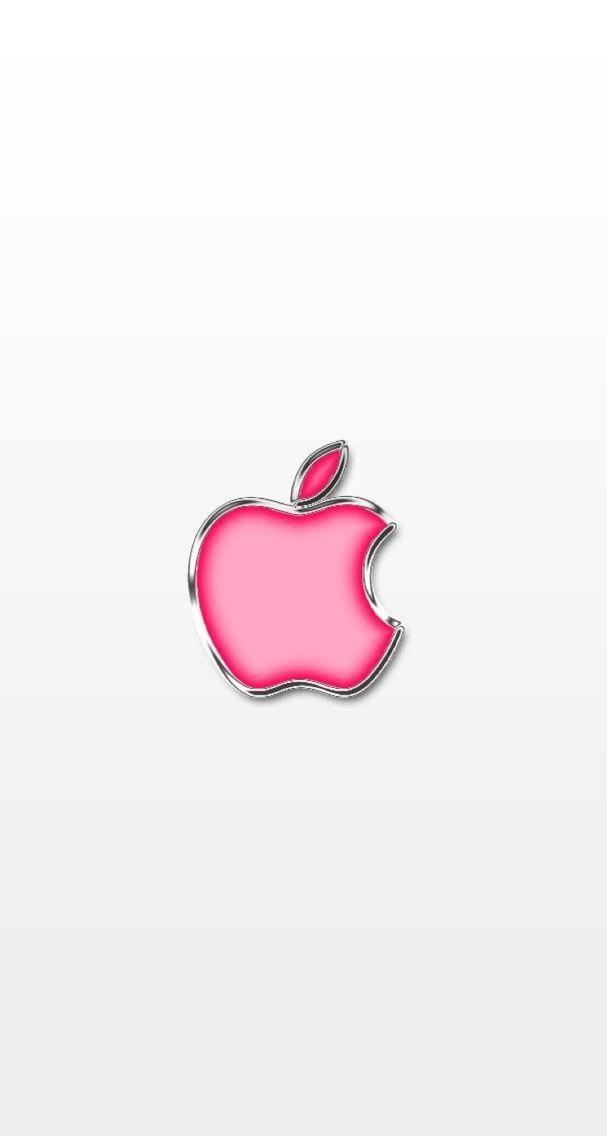Розовые заставки на айфон (21)