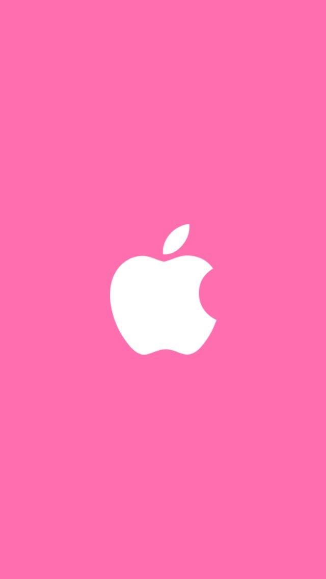 Розовые заставки на айфон (23)