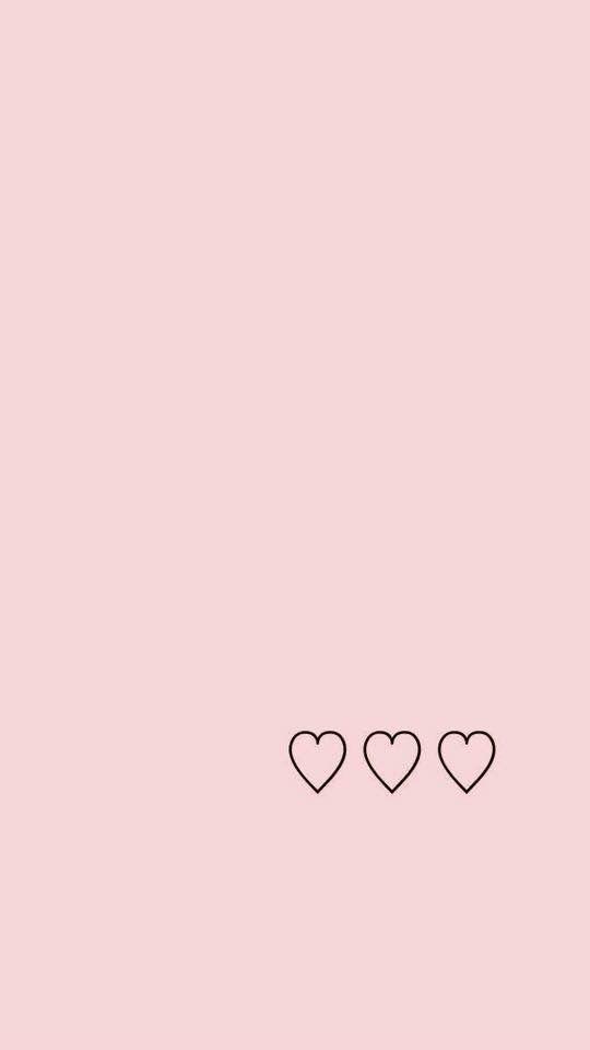 Розовые заставки на айфон (24)