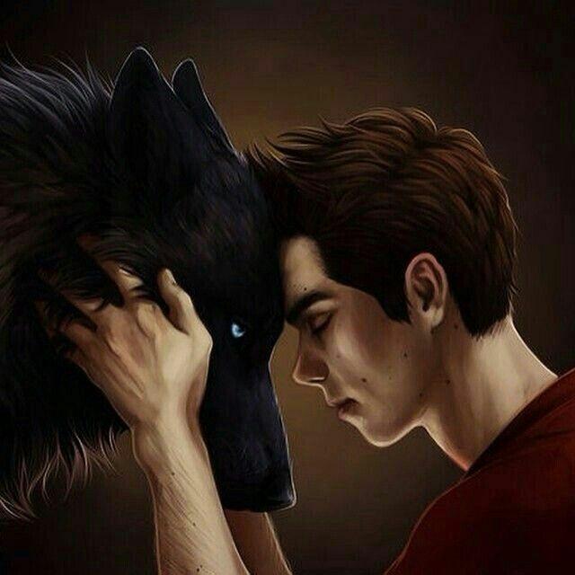 Сериал волчонок арт картинки (1)
