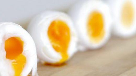 Сколько минут нужно, чтобы яйцо вскипело