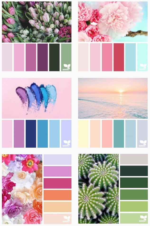 Сочетание цветов картинки (17)