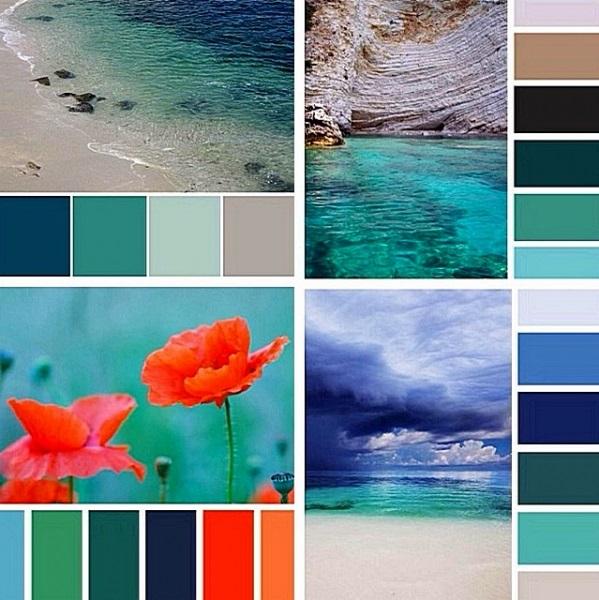 Сочетание цветов картинки (22)