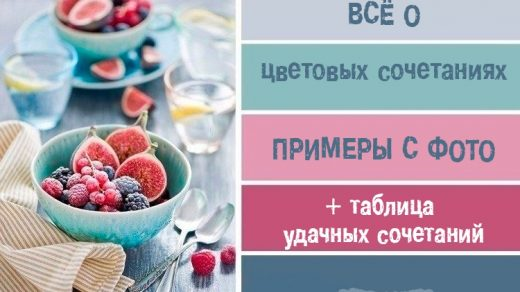 Сочетание цветов картинки (24)