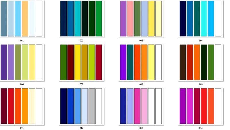 Сочетание цветов картинки (6)