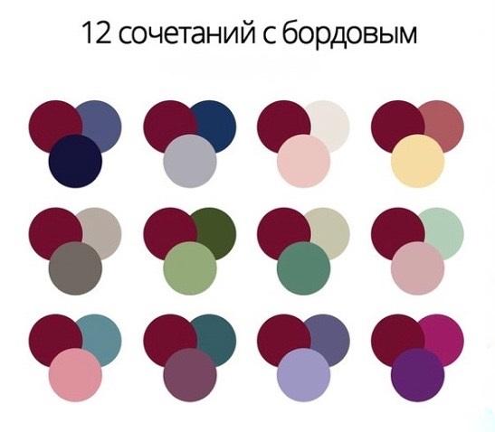 Сочетание цветов картинки (9)