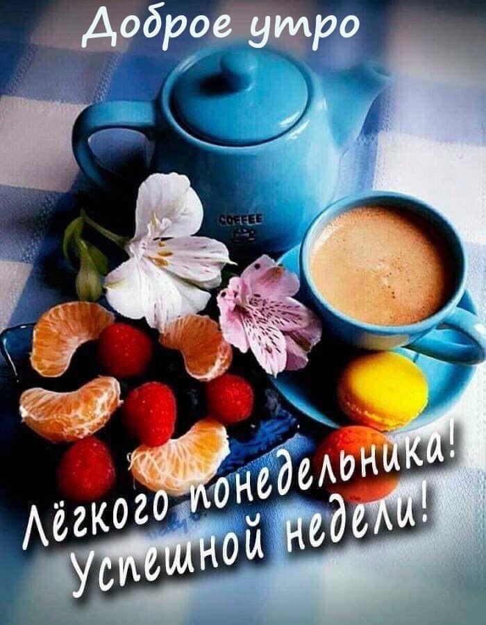 С добрым утром картинки понедельника (1)