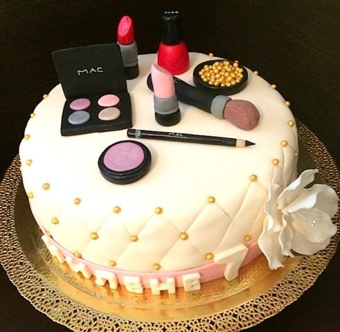 Торты для подростков девочек фото (11)