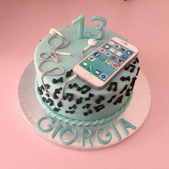 Торты для подростков девочек фото (14)