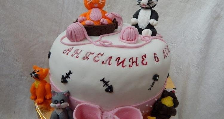 Торты для подростков девочек фото (16)