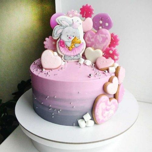 Торты для подростков девочек фото (20)