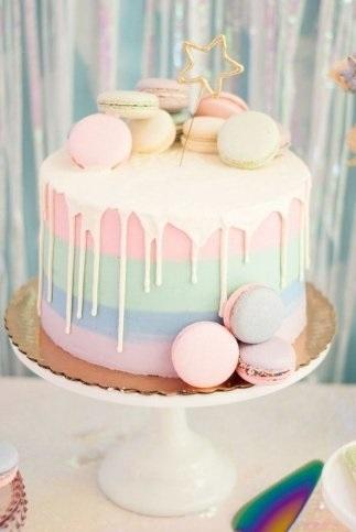 Торты для подростков девочек фото (26)