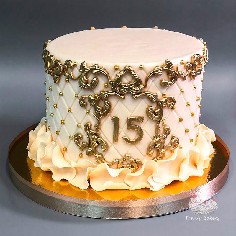 Торты для подростков девочек фото (27)