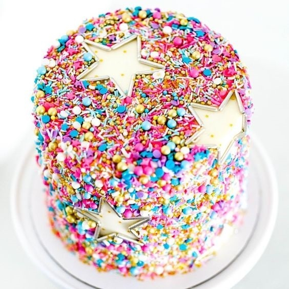 Торты для подростков девочек фото (3)