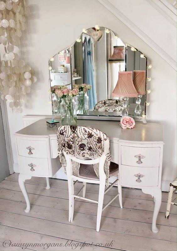 Туалетный столик декор фото (19)