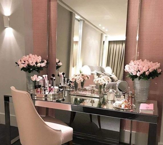 Туалетный столик декор фото (2)
