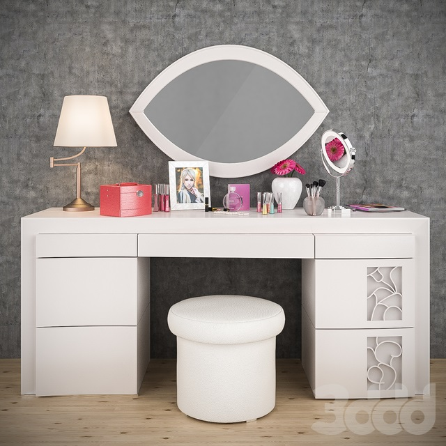 Туалетный столик декор фото (20)
