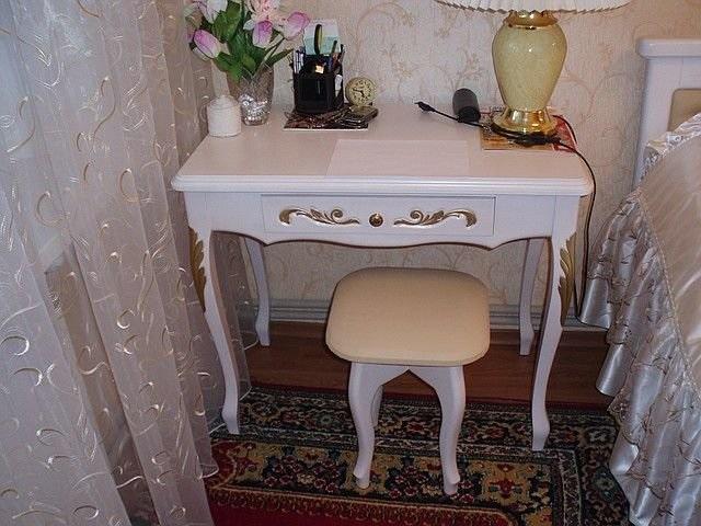 Туалетный столик декор фото (23)