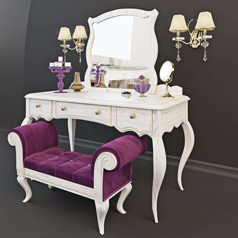 Туалетный столик декор фото (24)