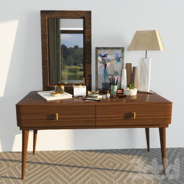 Туалетный столик декор фото (4)