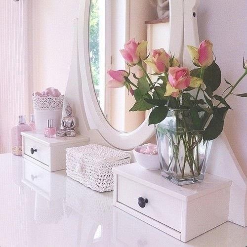 Туалетный столик декор фото (5)
