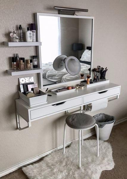 Туалетный столик декор фото (9)