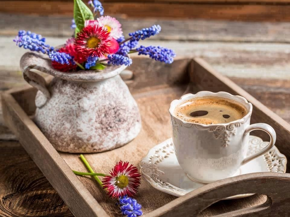 Утренний кофе картинки доброе утро (21)