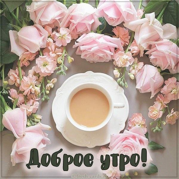 Утренний кофе картинки доброе утро (25)