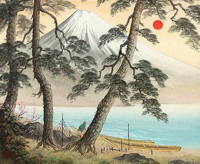 Фотографии природы Япония (11)