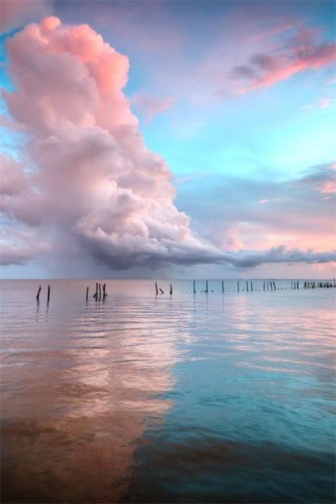 Фотографии природы красивые облака (15)