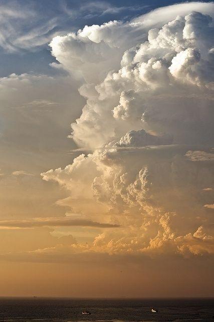 Фотографии природы красивые облака (17)