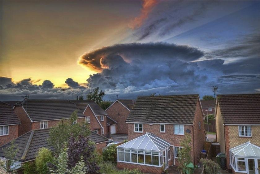 Фотографии природы красивые облака (3)
