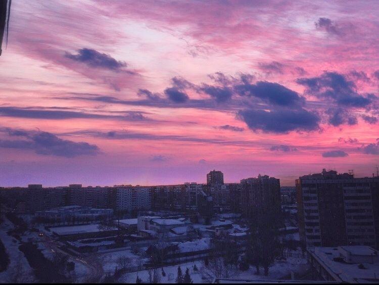 Фотографии природы красивые облака (5)